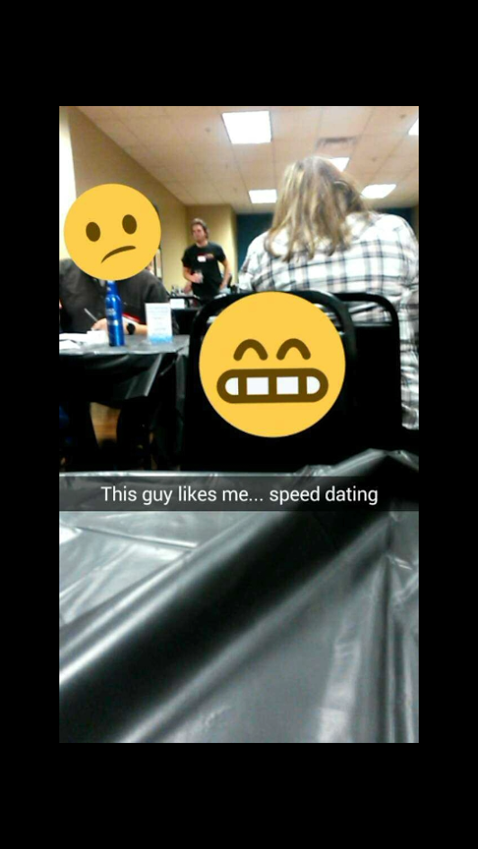 one and only speed dating